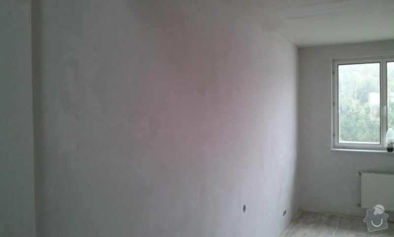Stěrky stěn v rekonstruovaném bytě: 20120913_103909