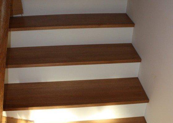 Obklad schodů