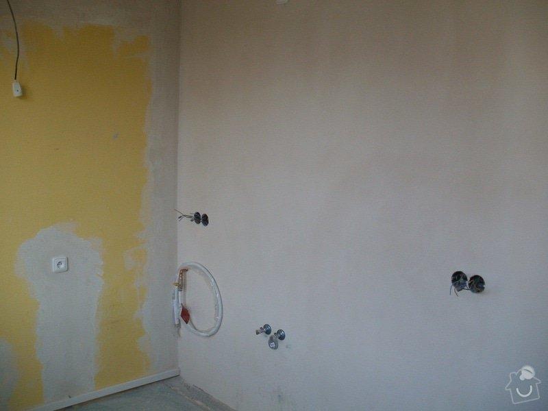 Rekonstrukce bytového jádra a stavební úpravy pro osazení kuchyňské linky: 3