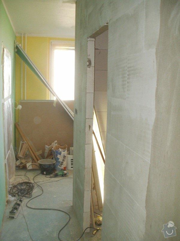 Rekonstrukce bytového jádra a stavební úpravy pro osazení kuchyňské linky: 5