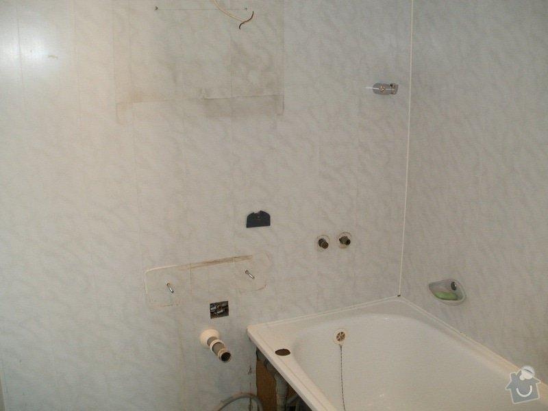 Rekonstrukce bytového jádra a stavební úpravy pro osazení kuchyňské linky: 7