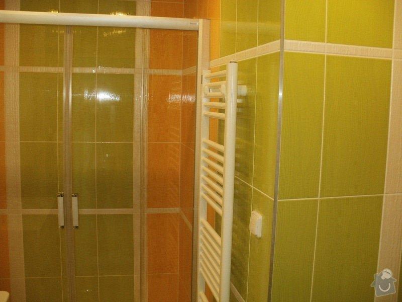 Rekonstrukce bytového jádra a stavební úpravy pro osazení kuchyňské linky: 8