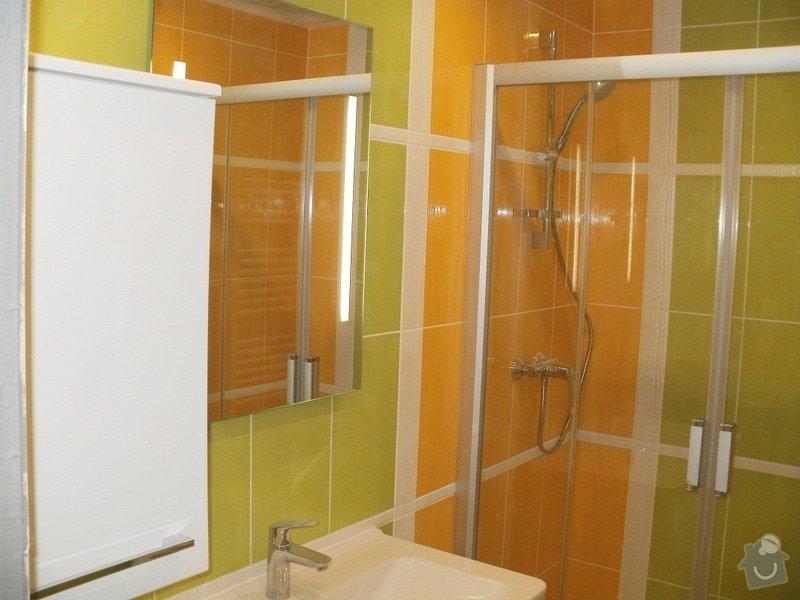 Rekonstrukce bytového jádra a stavební úpravy pro osazení kuchyňské linky: 10