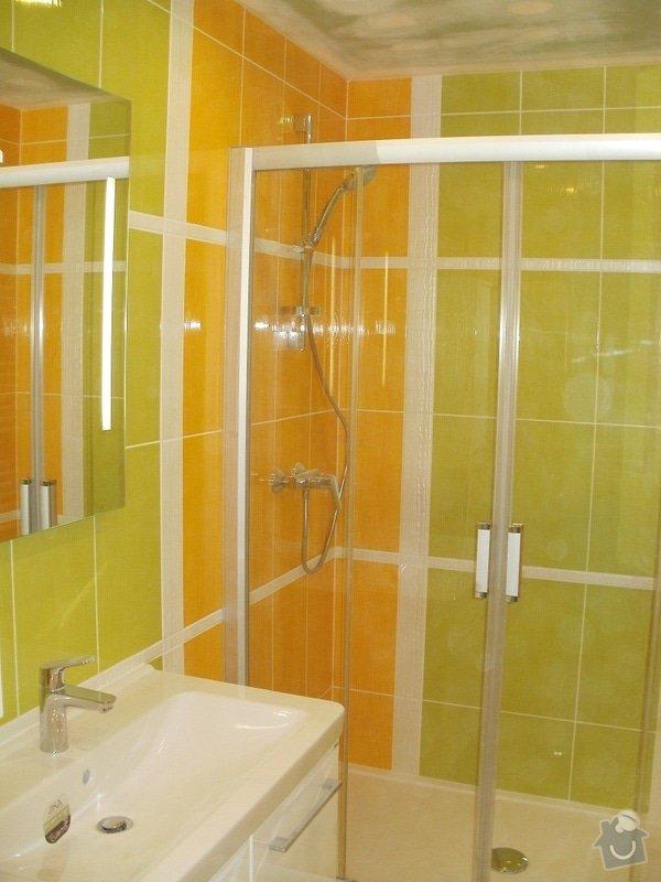 Rekonstrukce bytového jádra a stavební úpravy pro osazení kuchyňské linky: 11