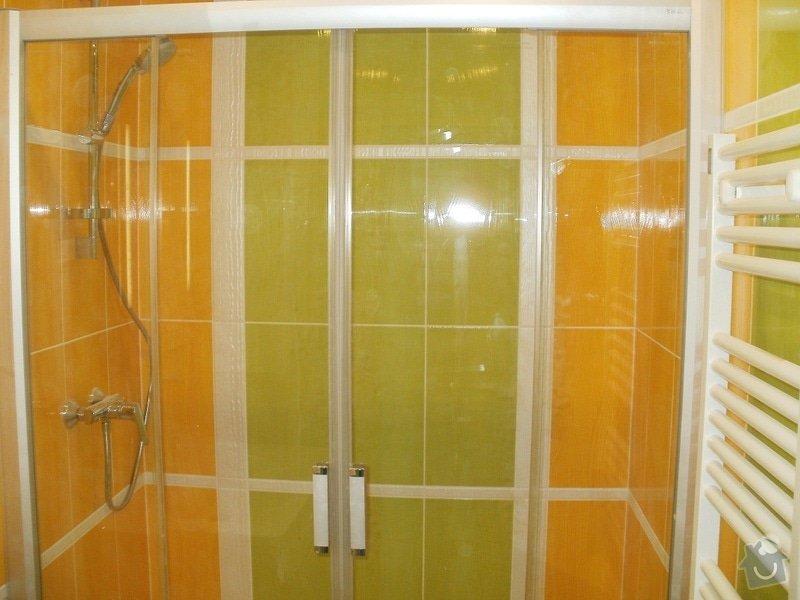 Rekonstrukce bytového jádra a stavební úpravy pro osazení kuchyňské linky: 12
