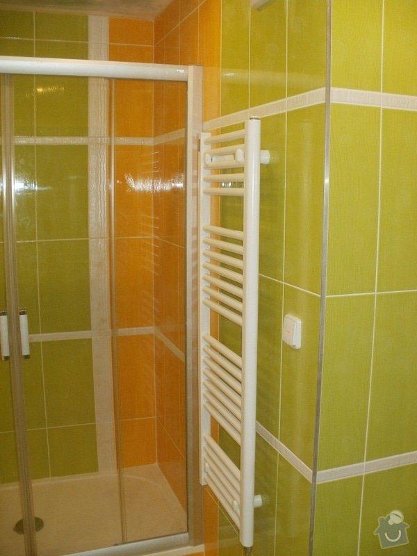 Rekonstrukce bytového jádra a stavební úpravy pro osazení kuchyňské linky: 13