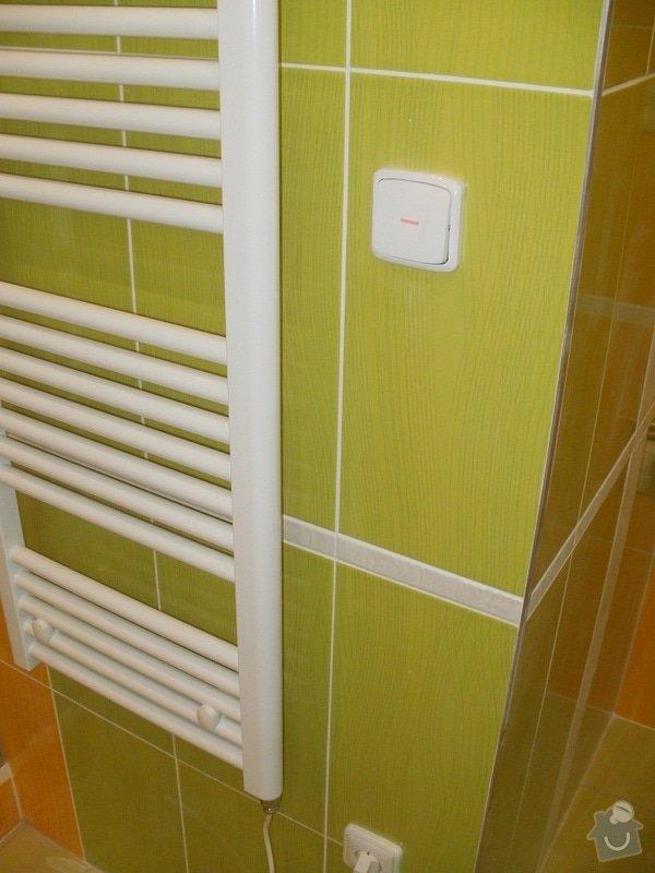 Rekonstrukce bytového jádra a stavební úpravy pro osazení kuchyňské linky: 14