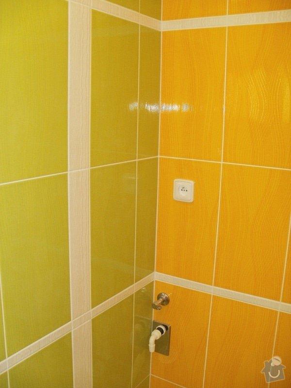 Rekonstrukce bytového jádra a stavební úpravy pro osazení kuchyňské linky: 15