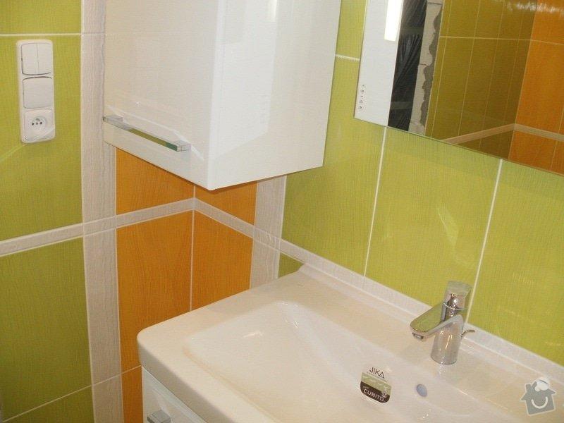 Rekonstrukce bytového jádra a stavební úpravy pro osazení kuchyňské linky: 17