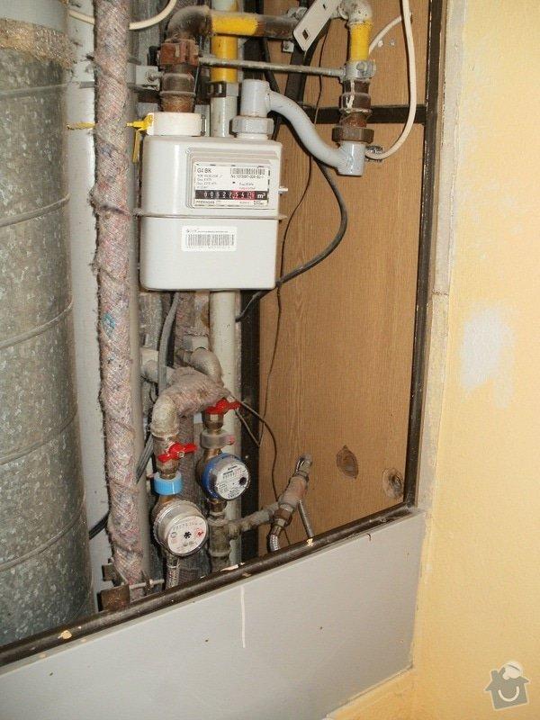 Rekonstrukce bytového jádra a stavební úpravy pro osazení kuchyňské linky: 18