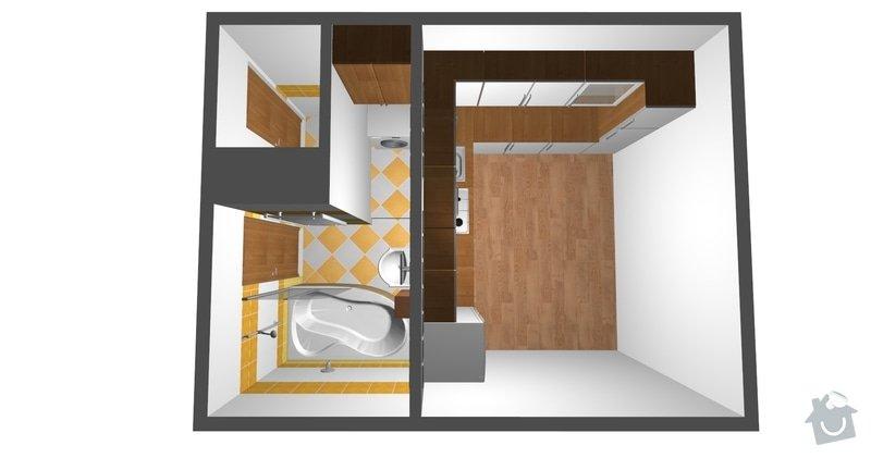 Rekonstrukce bytového jádra: R_a1