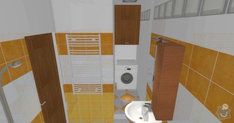 Rekonstrukce bytového jádra: R_3