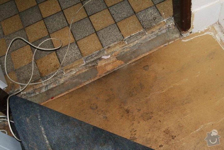 Připojení svítidel vč. přípravy, odstranění starých el. drátů v bytě: foto5