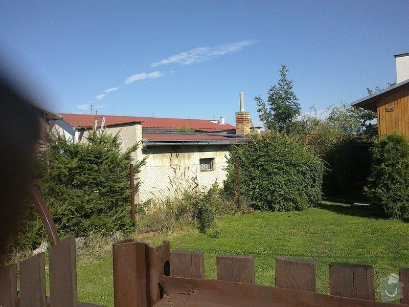 Oprava střechy garáže: 14092012147