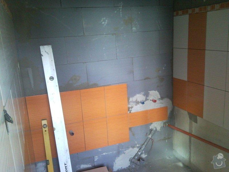 Rekonstrukce bytového jádra + vybourání panelu: 120827_085314