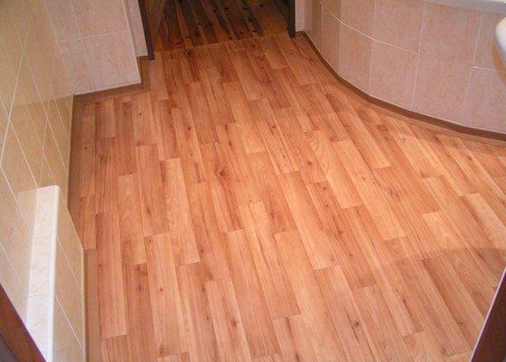 Korková plovoucí podlaha 15 m2