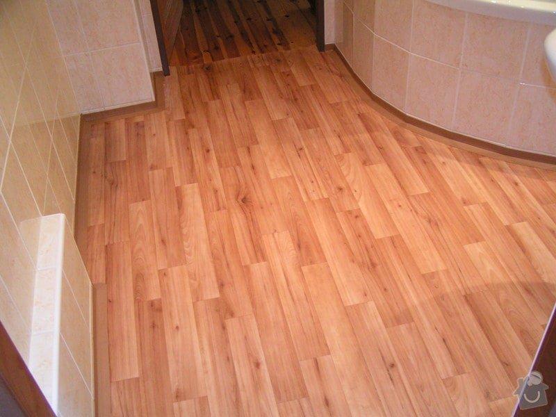 Korková plovoucí podlaha 15 m2: PICT0002