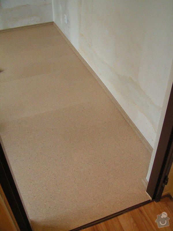 Korková plovoucí podlaha 15 m2: PICT0004