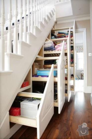 Úložné prostory pod schody: ATT0002112