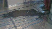 Elektrické podlahové topení