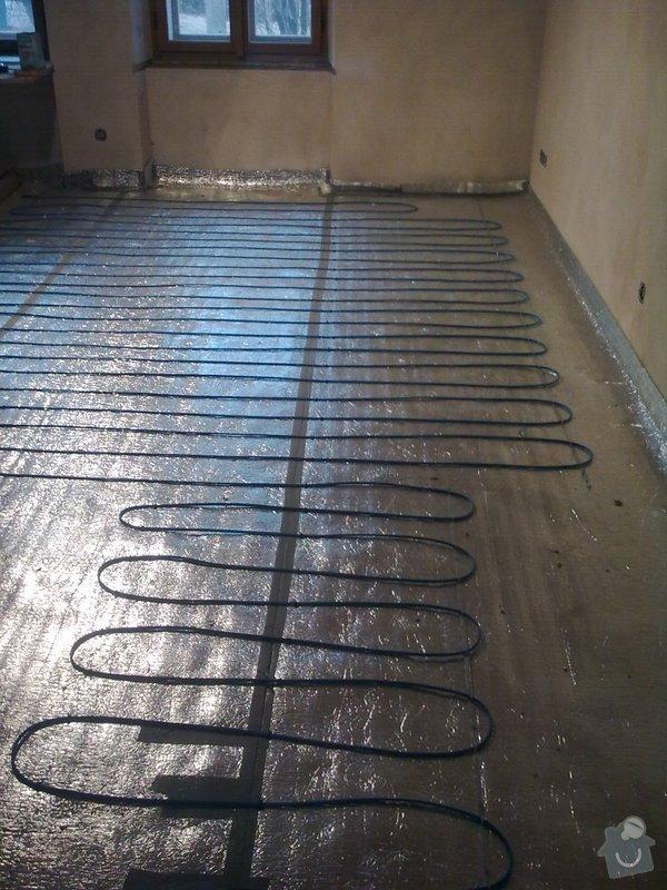 Elektrické podlahové topení: Obraz0074