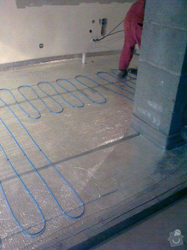 Elektrické podlahové topení: Obraz0075