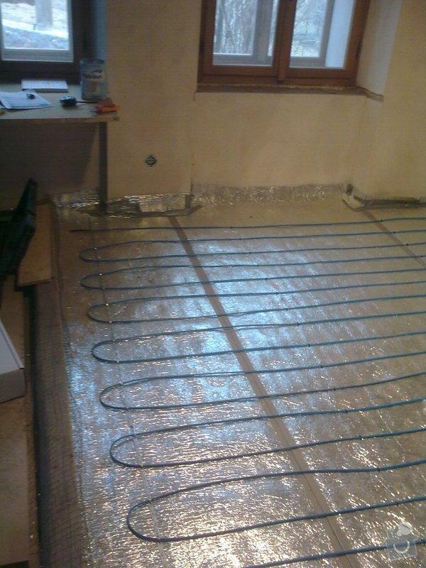 Elektrické podlahové topení: Obraz0076