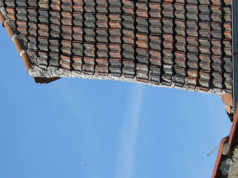 Pokrývače pro opravy čtyř střech: P1270096