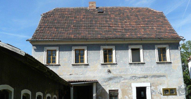 Pokrývače pro opravy čtyř střech: P1270094_