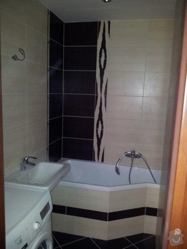 Kompletní rekonstrukce bytu: 20120830_170145