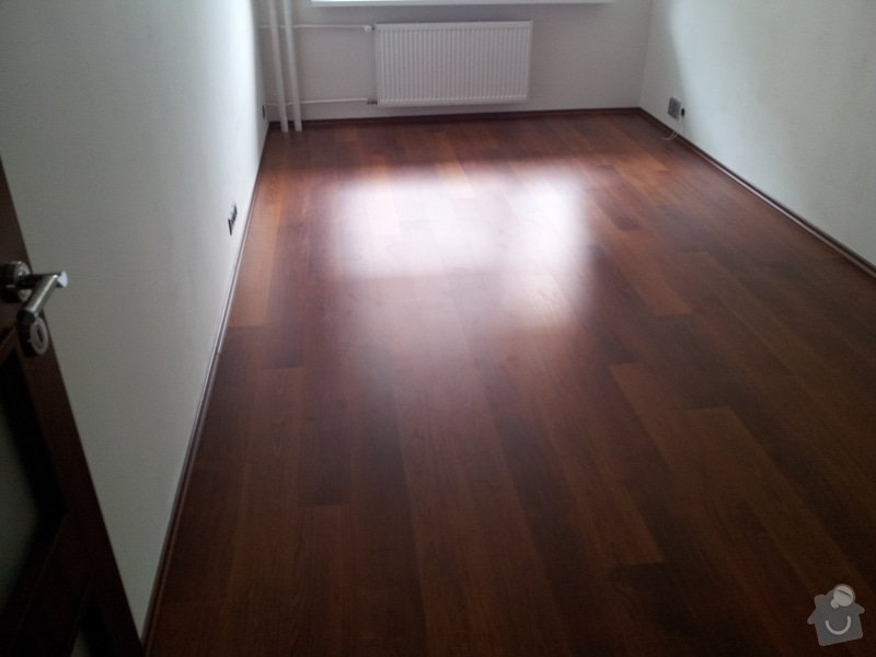 Kompletní rekonstrukce bytu: 20120830_170232