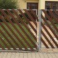 Renovace dreveneho plotu a podbiti plot