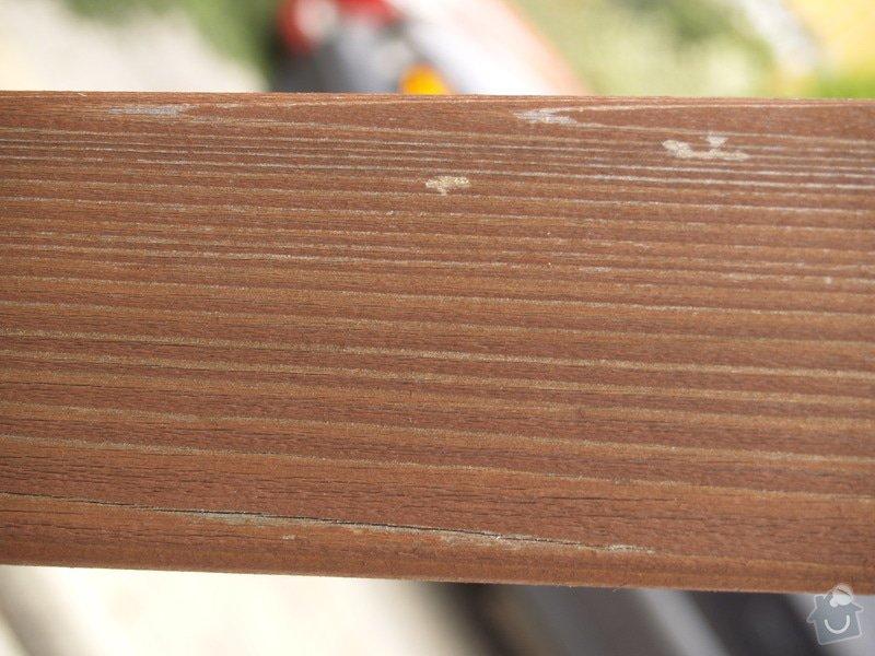 Renovace dřevěného plotu a podbití: Plot_detail