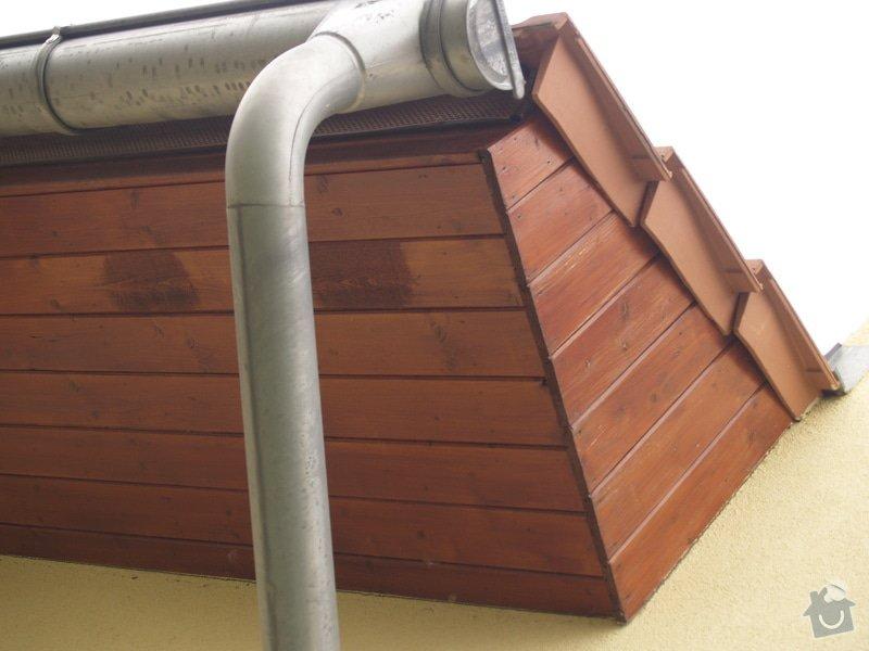 Renovace dřevěného plotu a podbití: Podbiti
