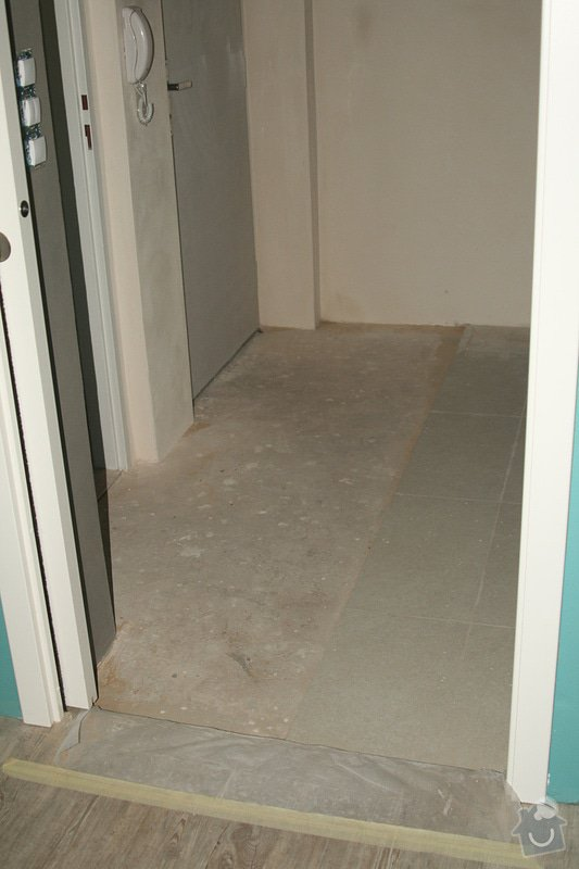 Položení obkladu v kuchyni 4 m2 a dlažby 2 m2: IMG_4783