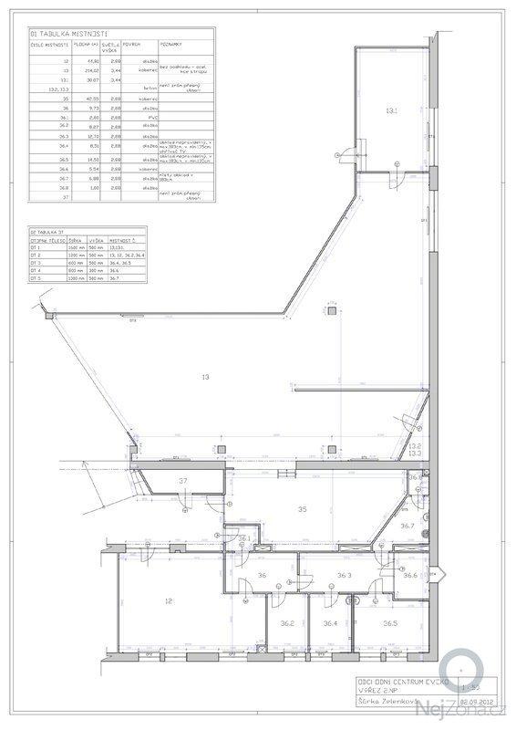 Stavební práce - podlaha 74m2, sádrokartony 53m2, malování, instalateřina: 4