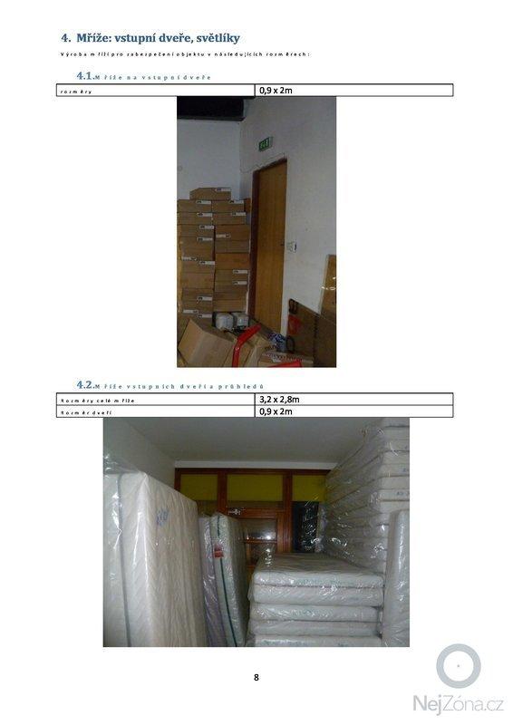 Stavební práce - podlaha 74m2, sádrokartony 53m2, malování, instalateřina: 8