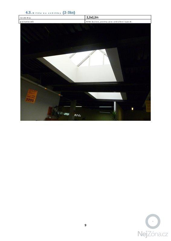 Stavební práce - podlaha 74m2, sádrokartony 53m2, malování, instalateřina: 9