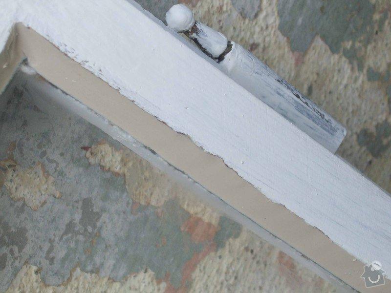 Zasklení několika prasklých oken při renovaci: DSCF2080_kopie