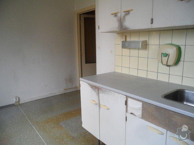 Rekonstrukce elektro v bytě v paneláku: SAM_1333