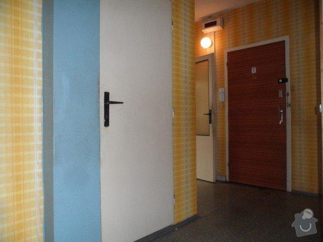 Rekonstrukce elektro v bytě v paneláku: SAM_1341