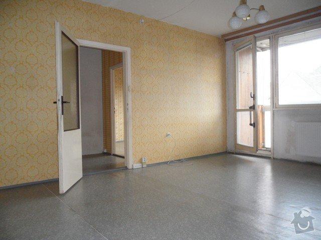 Rekonstrukce elektro v bytě v paneláku: SAM_1350