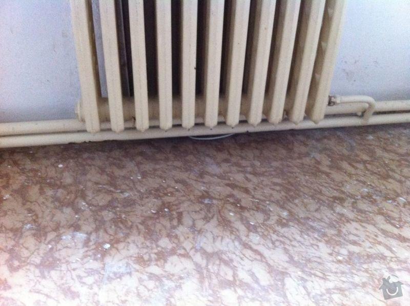 Nivelace a pokladka drevene podlahy 29 m2+: IMG_0949