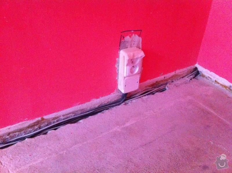 Nivelace a pokladka drevene podlahy 29 m2+: IMG_0950