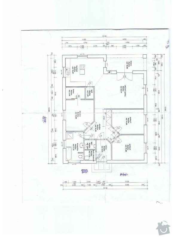 Podlahové topení n: planek