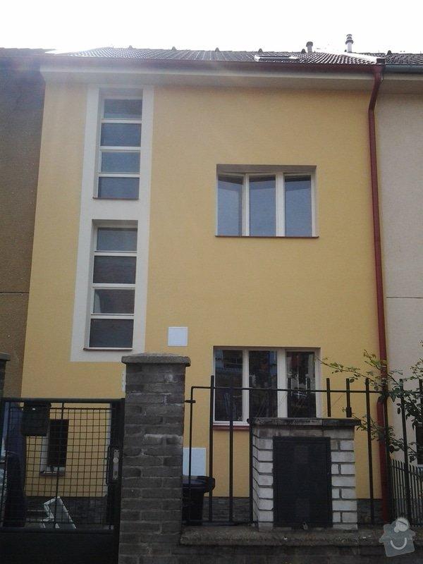 Zateplení fasády: 20120921_123623