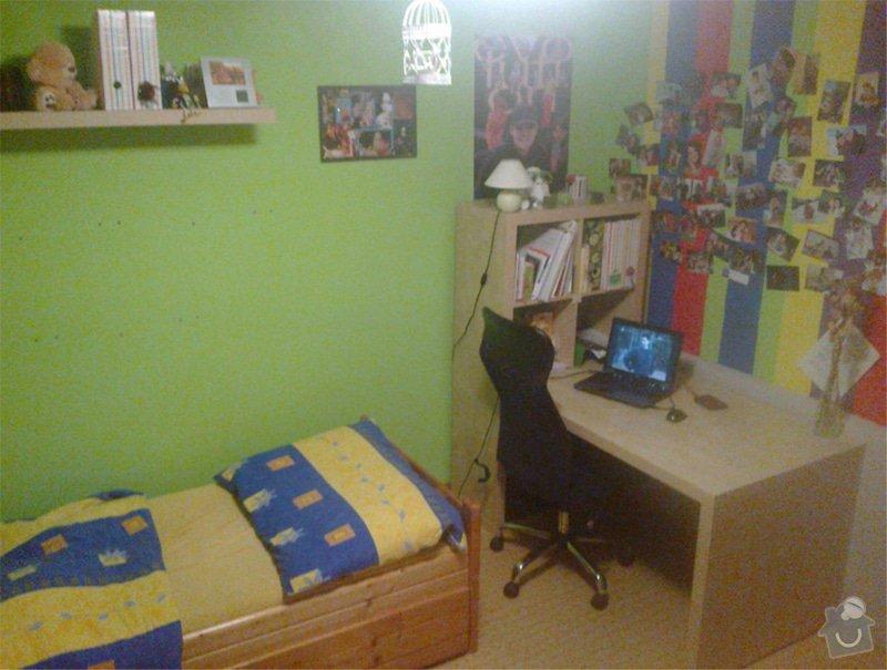 Pokoj pro vysokoškolačku: Monca_puvodni_stav