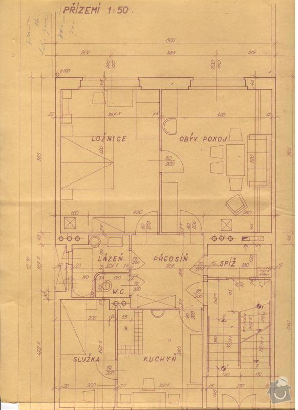 Rekonstrukce bytové jednotky: Obyvak_a_loznice