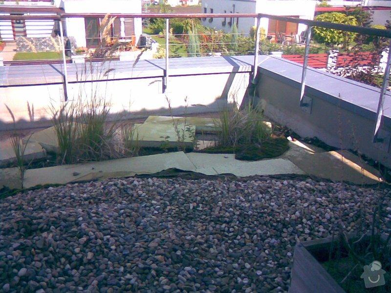 Oprava izolace terasy cca 4x5 m: 24092012