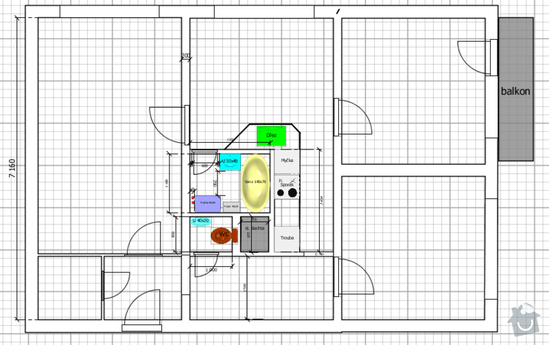Rekonstrukce bytového jádra: zarizovaci_predmety